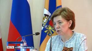 Череповецкие власти отчитались о работе