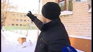 Кировчане продолжают жаловаться на неочищенные тротуары и дороги (ГТРК Вятка)
