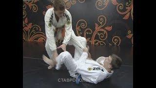 Ставропольские богатыри оказались сильнее борцов со всего мира