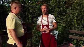 Финский шеф-повар делится своими рецептами. Студия 11. 07.09.18