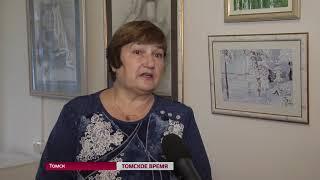 В Томске открылась выставка пациентов психбольницы