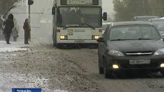 Из-за неубранного снега на Дону возбудили 70 административных дел