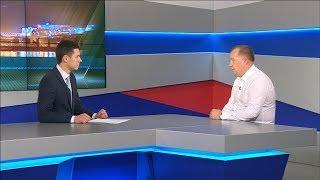 Гость программы «Вести. Итоги дня» – глава администрации Краснослободска Владимир Сурков