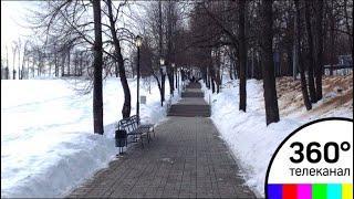 В Хотькове открылась новая пешеходная зона