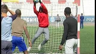 Против фашизма и расизма  Башкиры, армяне и африканцы сыграли в футбол на челябинском поле