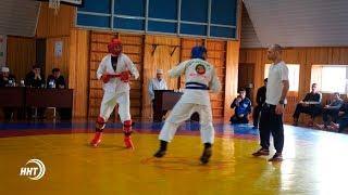 Чемпионат ДИУ по рукопашному бою завершился в Махачкале