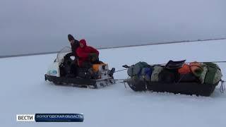 Педагоги отправились в экспедицию вокруг Онежского озера