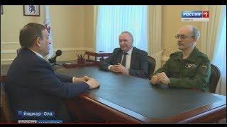 Александр Евстифеев поздравил доверенных лиц Владимира Путина с победой их кандидата
