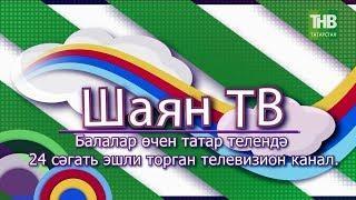 На ТНВ представили ШАЯН ТВ - единственный в медиапространстве детский телеканал на татарском языке