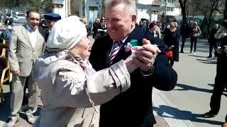 1 мая в Хабаровске, праздник на набережной