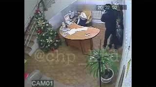 Ограбление по-выселковски!