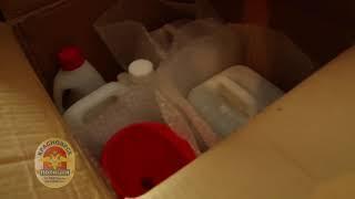 Красноярец, выращивавший коноплю в шкафу, получил условный срок