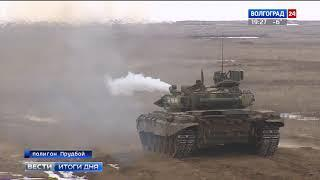 Губернатор Андрей Бочаров, руководители силовых ведомств, военные провели совместные полевые сборы