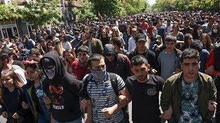 «Бархатная революция» в Армении. Чем закончатся массовые протесты