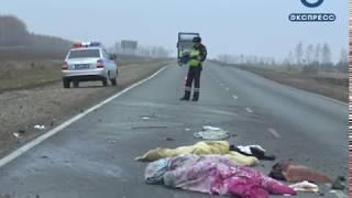 Под Пензой в результате ДТП погибли два человека
