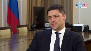 Интервью. Псков. 29.10.2018 Михаил Ведерников