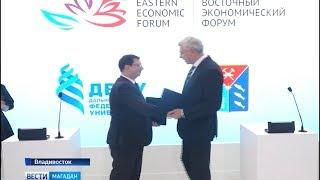 Сегодня во Владивостоке стартовал Восточный экономический форум