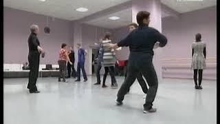 Танцы на колясках в Муроме