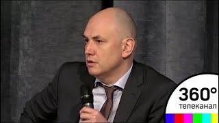 Вице-губернатор Московской области Ильдар Габдрахманов встретился с бизнесменами