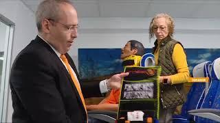 Безопасные автобусы В Испании появились кресла, которые спасают в случае ДТП