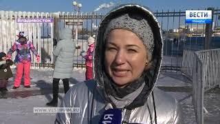 Рубрика «Спорт»:  Русский кубок Тихого океана по зимнему плаванию