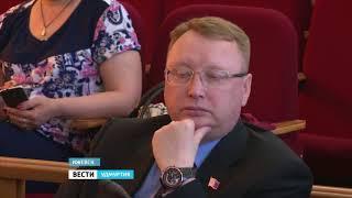 Депутаты Гордумы Ижевска приняли отставку Юрия Тюрина