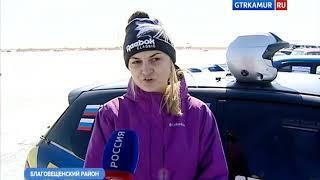 Финалистов чемпионата по зимним автогонкам определили в Благовещенске