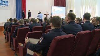 Мордовское управление по контролю за оборотом наркотиков  отмечает 27 годовщину создания службы