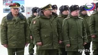 Сегодня начался осенний призыв в армию