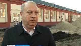 Первую очередь реконструкции Баранова закончат в октябре 2018