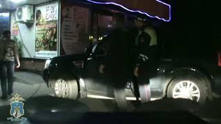 Нетрезвый водитель в Михайловске