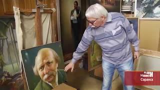 Художник Александр Шадрин отметил 70-летний юбилей