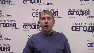 Фотожурналист Сергей Русанов обратился с поздравлением к редакции газеты