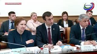 На совещании в правительстве Дагестана говорили об улучшении инвестиционного климата