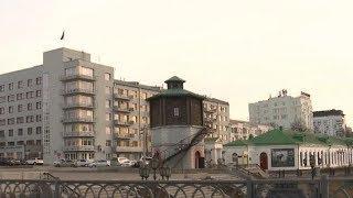 Водонапорную башню в центре Екатеринбурга открыли для посетителей