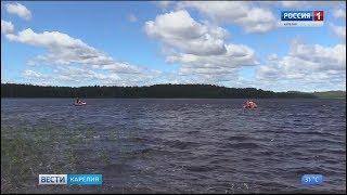 Найдены тела  супругов, утонувших на озере Янисъярви