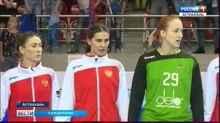Женская сборная России по гандболу пробилась на Чемпионат Европы-2018