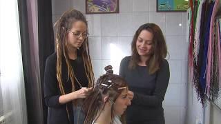 Дреды, афрокосы и канеколоны. Необычные причёски с каждым годом набирают всё большую популярность!