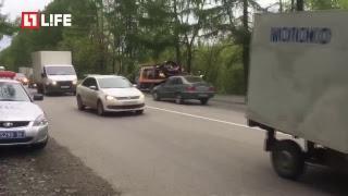 22 человека пострадали в ДТП с автобусом Сибирском тракте под Екатеринбургом