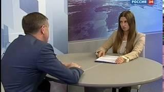 Интервью с председателем избирательной комиссии Иркутской области Ильёй Дмитриевым 19.07.2018