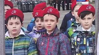 Детско-юношеский центр имени Александра Невского признан лучшим в России(ГТРК Вятка)