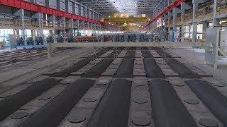 Волгоградский алюминиевый завод готовится к запуску производства обожженных анодов