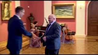 В Ярославле состоялась торжественная встреча глав городов «Золотого кольца»