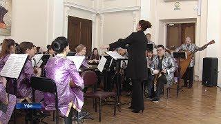 В Уфе состоялась презентация Молодёжного Оркестра русских народных инструментов РБ
