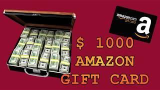 Earn $1000 Card - (2018)