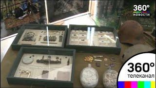 """""""Вахта памяти"""" открылась в в музейно-выставочном комплексе Новый Иерусалим"""