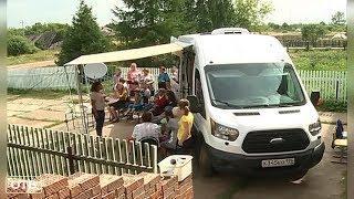 В Свердловской области заработала первая «библиотека на колёсах»