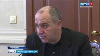 Переход с аналогового на цифровое телевидение в Карачаево-Черкесии