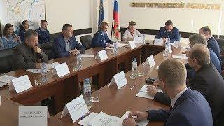 В прокуратуре Волгоградской области прошел круглый стол по вопросам противодействия коррупции
