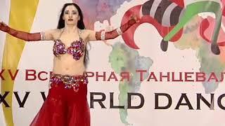 Хабаровчанка победила на всемирной танцевальной олимпиаде